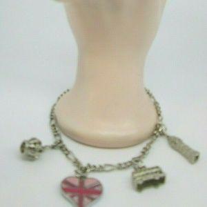 England design charm bracelet